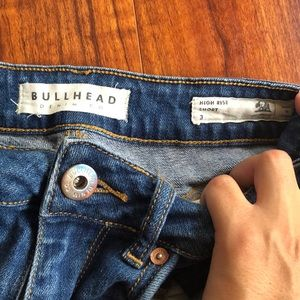 Bullhead Shorts - High rise denim pacsun shorts